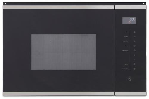 MONTPELLIER BLACK BUILT IN MICROWAVE WITH GRILL - MWBI73B