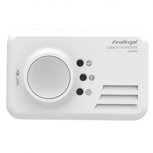 CARBON MONOXIDE ALARM 10 YEAR BATTERY